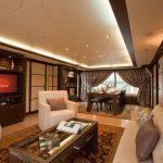 комнаты на яхте