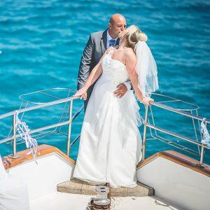 Аренда яхты на свадьбу в Москве
