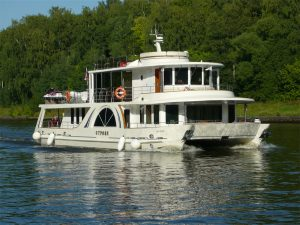 Яхта Отрада